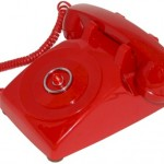 Get your Batman fix with the Red Batphone