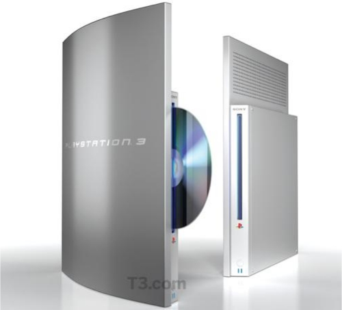 Slim Sony PS3 rumored to be heading for shelves this fall.