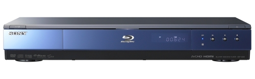 Sony BDP-S550 and BDP S350 Blu-ray players