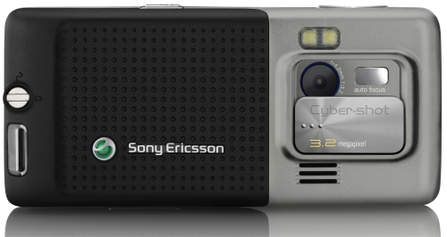 Sony Ericsson C702 Cyber-shot camera phone