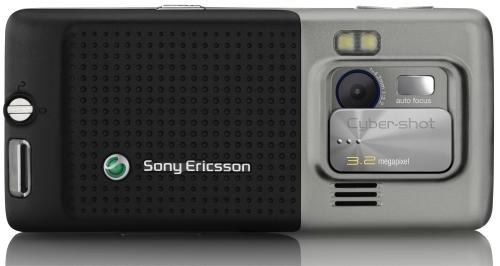 Sony Ericsson C702 Cyber-shot camera phone