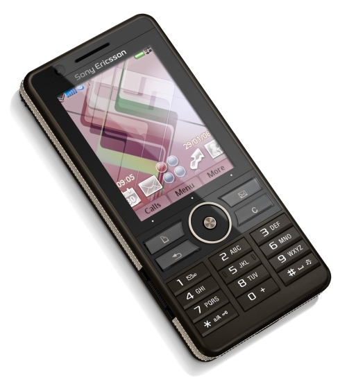 Sony Ericsson G900 touchscreen organizer mobile phone