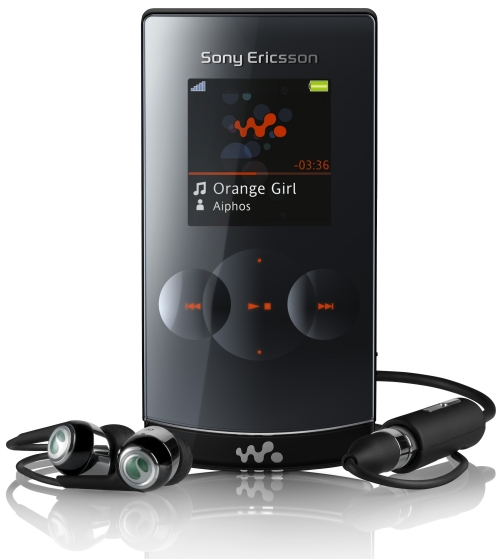 Sony Ericsson W890 Walkman with 8GB memory