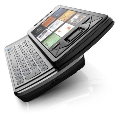 Sony Ericsson XPERIA X1 smartphone