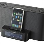 Sony Clock Radio with iPod/iPhone dock