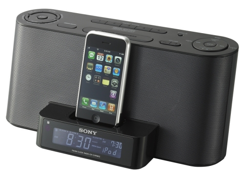 Sony ICF-C1iPMK2 Clock Radio with iPod and iPhone dock