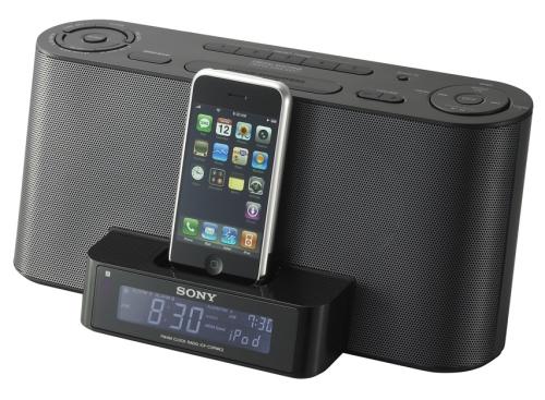 Sony ICF-C1iPMK2 Clock Radio with iPod and iPhone dock