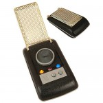 Original Star Trek series communicator replica