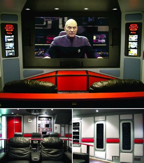Star Trek Original series bridge