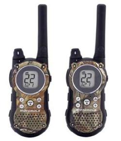 Motorola Talkabout T9650RCAMO