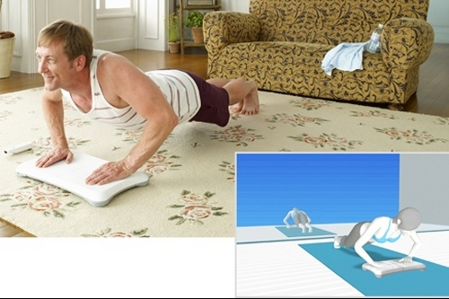 Nintendo says Wii Fit and WiiWare will be coming to the United States in May