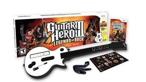 Gibson's Guitar Hero lawsuit against Wal-Mart & others
