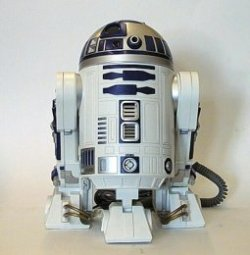 R2-D2 home telephone