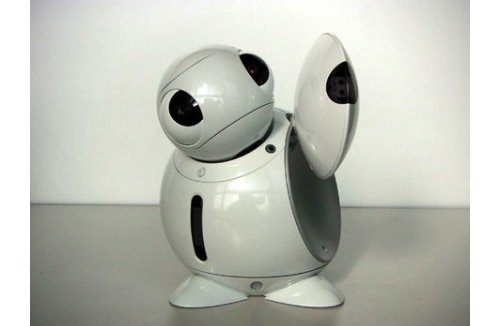 ApriPoko robot replaces remote controls with voice