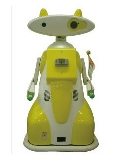 Robot babysitters eye our young