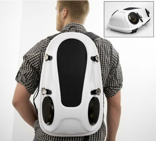 A backpack for Stormtroopers
