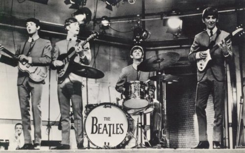 Beatles catalog rumored to be available for download online and on iTunes on the coming months