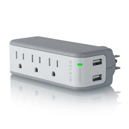 Belkin travel powerstrip