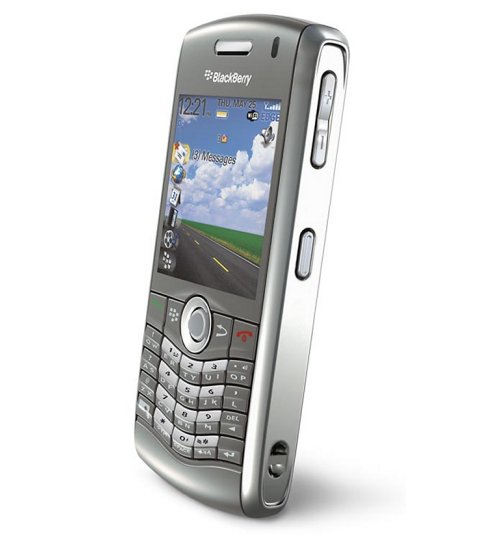 RIM Blackberry Pearl 8120 with WiFi
