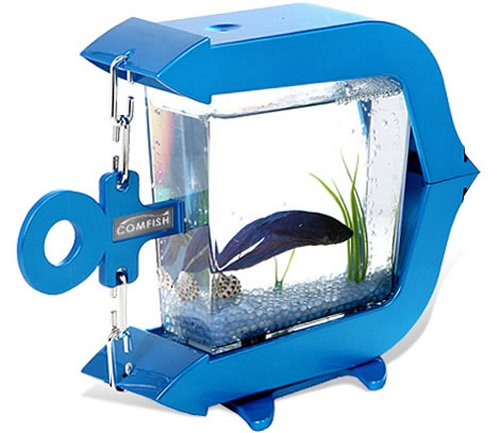 The Comfish USB aquarium