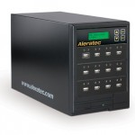Aleratec flash drive duplicator handles 11 copies at once