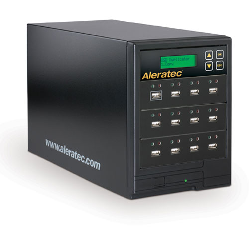 Aleratec 1:11 USB Copy Tower SA