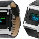 Diesel watches with OLED display