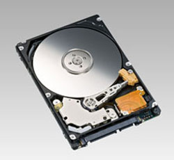 Fujitsu 320GB 7200 RPM Notebook HDD