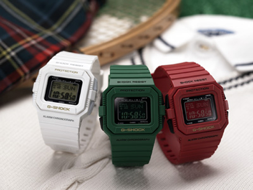 Casio G-Shock G5500C