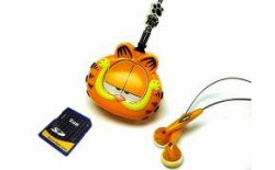 Garfield MP3 player is cheap