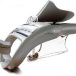 The Schimmel Pegasus grand piano