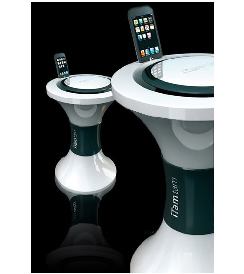 iTam iPhone dock