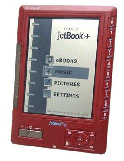ECTACO's jetBook reader