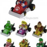 Mario Kart pull back toys are here