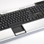 Keyboard with built-in PC