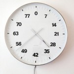 Lifetime clock slows time to a crawl