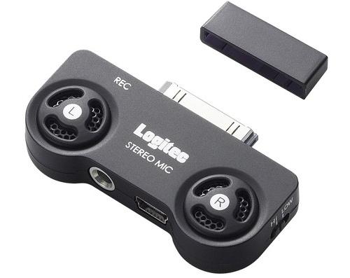 Logitec LIC-iREC01 iPod microphone