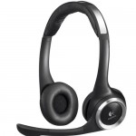 Logitech debuts wireless VoIP PC headset