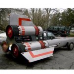 11 awesome geek-themed art cars