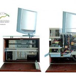 MediaCore melds PC with designer cabinet