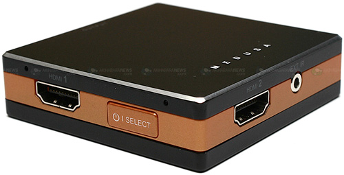 Medusa compact HDMI hub