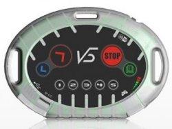 Mindwire's shocking V-5 sensory feedback kit