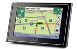 Mio Moov GPS Unit