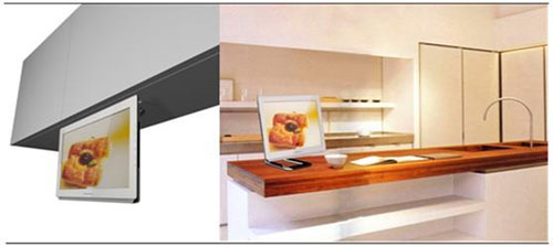 Pandigital Kitchen Digital Frame