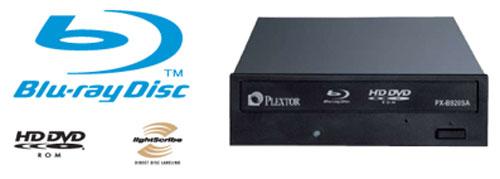 Plextor Blu-ray combo drive