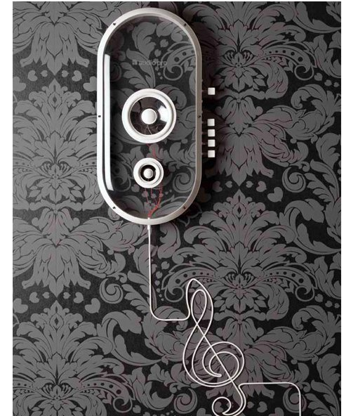 Plug & Play: wireless speaker system