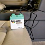 Porta Jump will jump start your car
