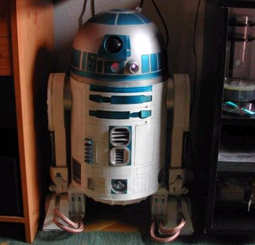R2-D2 case mod