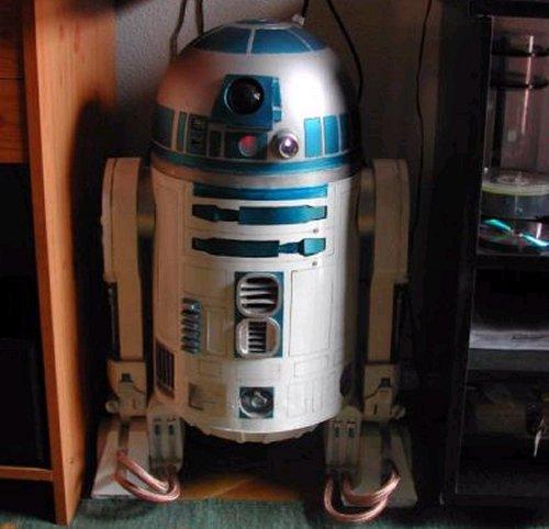 R2-D2 case mod