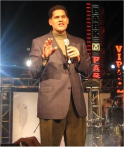 Reggie Fils Aime promises a big game and release schedule for Q3 and Q4 from Nintendo